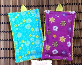 MySpongees- Reusable Cloth Sponges- *Ecofriendly Sponges*- 1Pair ~ 2 Sponges in Total