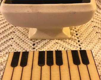 Piano Keys Jewelry Box