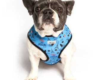 Vive La Frenchie Harness