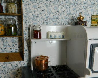 1 Inch Scale Dollhouse Miniature – Home Canned Pickled Beets