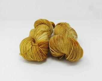 Dirty Money - 4ply Divine hand dyed yarn – Superwash MCN 80/10/10% Merino / Cashmere / Nylon