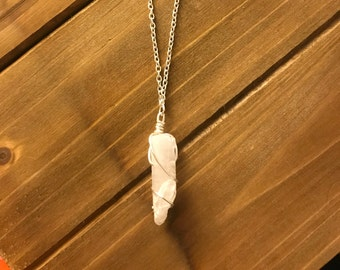 Brazilian Quartz Necklace