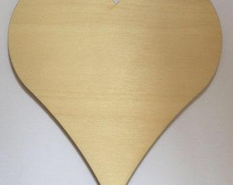 50 (100mm) blank hearts