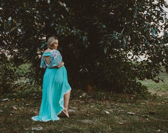 Diana Gown - Maternity Gown
