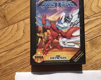 Sega Genesis - Fighting Masters Complete