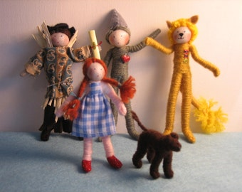Friends of the Wizard Dolls