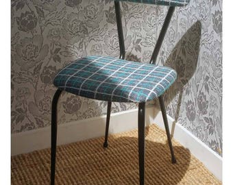 Scottish wool blue Chair