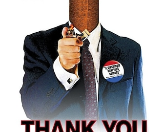 Spring Sales Event: Thank You for Smoking Movie POSTER (2005) Dramedy