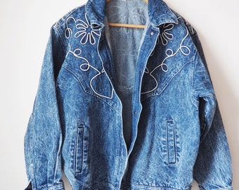 Vintage jean jacket - 90's