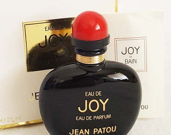 JOY Eau De Parfum Jean Patou Paris Perfume Spray Bottle