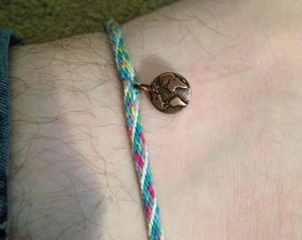 World Peace Anklet