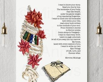 Fine Art Prints: Read You