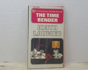 The Time Bender, 1966, Keith Laumer, vintage sci fi