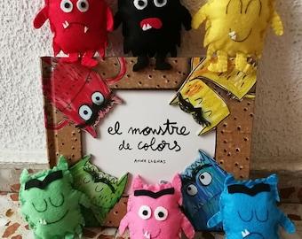 Monster Color Kit