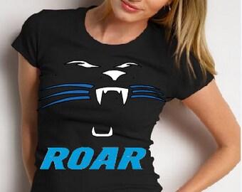 Women Carolina Panthers Tees