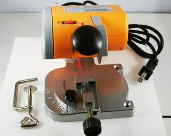 Mini Cut Off Saw - New - Never Used - Electric Mini Cut Off Saw - Cuts 3/4 inch Depth - Cuts Smooth Accurate No Need To Sand Edges - NEW