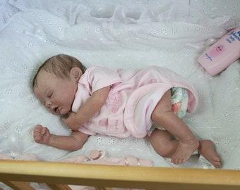 Reborn Baby Sam kit