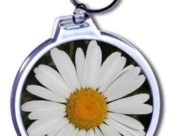 Daisy Keychain - 2 Size Choices