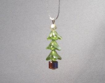 Christmas Tree - Tulip Beads