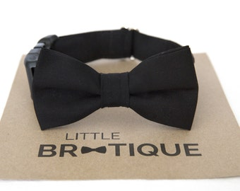 Black Dog Bow Tie