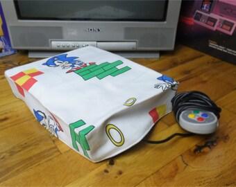 Sonic WRETRO WRAPPER console dust cover