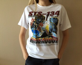 STS-134 Endeavour Mission Tee