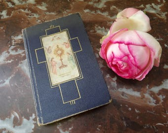 Blank small Missal - collection of prayers for children N 220 / Blank small Missal - collection of prayers for boys N 220