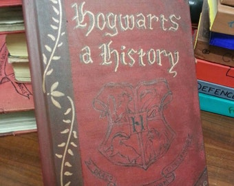 Hogwarts: a History blank book