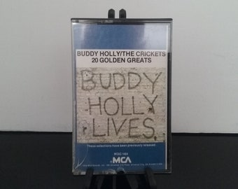 Buddy Holly - Buddy Holly Lives - Circa 1978 - Cassette Tape
