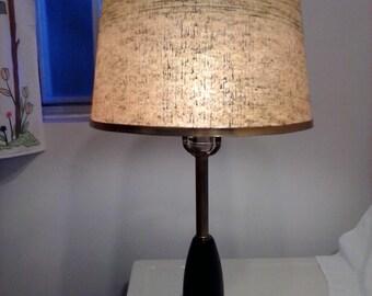 1960's Lynard Of California Designer Cork Lamp
