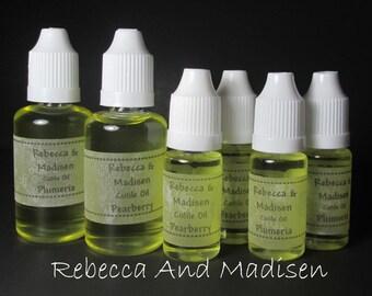 Seasonal Cuticle Oil
