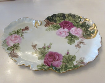 FRANCE LIMOGES TRAY