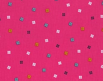 Petit Fours Jam from the Bake Shop Collection by Michael Miller - Modern Cotton Fabric