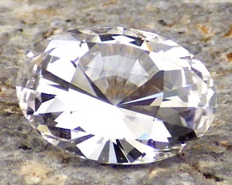 Danburite-Mexico 2.50 Ct Clarity SI2-Natural Untreated Gemstone-Angel Crystal-Perfect Cut-For Jewelry!