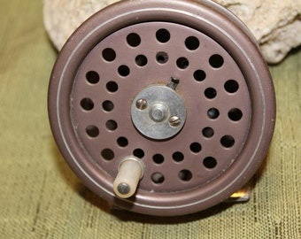 Vintage Classic Rare L.L. Bean No. 2 Fly Fishing Reel