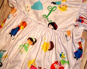 Girls Princess Bubble Perfect for Disney Vacation