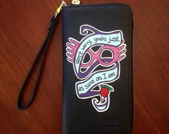 Luna Lovegood Clutch Wallet