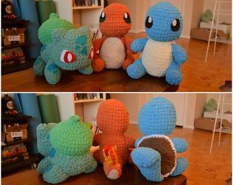 Giant Crochet Starters!