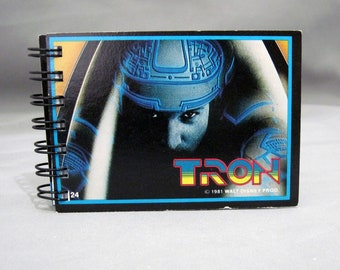 TRON Recycled Mini Notebook