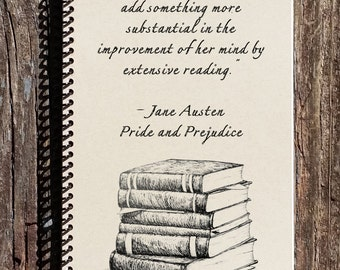 Pride and Prejudice Journal - Pride and Prejudice - Mr. Darcy - Elizabeth Bennett