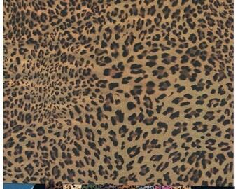 """Design-paper """"Leopard"""", 8 sheets, 20x30 cm (367)"""