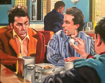 Seinfeld Art Prints