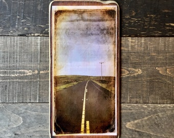 Lonely Road - 10x20inches