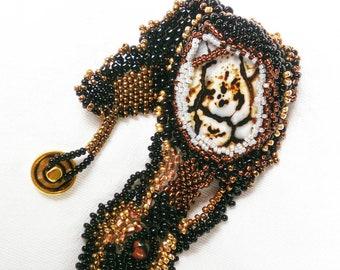 Freeform Art Bracelet