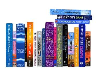 Ideal Bookshelf 1020: SciFi