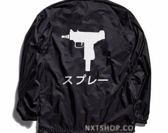 Uzi Jacket