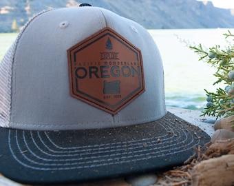 Explore Pacific Wonderland Oregon | Trucker Hat