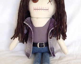Lori Grimes - Inspired by TWD - Creepy n Cute Zombie Doll (P)