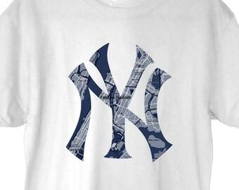 Custom New York Yankees shirt