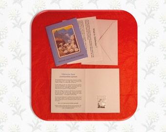 Edelweiss Card & Seeds